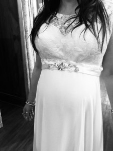 maternity wedding dress alterations