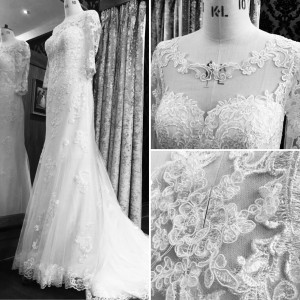 wedding dress alterations london 1