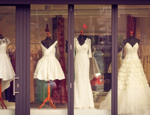 Five Things to Know Before Going Wedding Dress Shopping